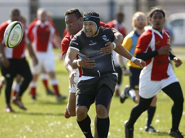 SF rugby club welcomes all, gay, straight or other - SFGate