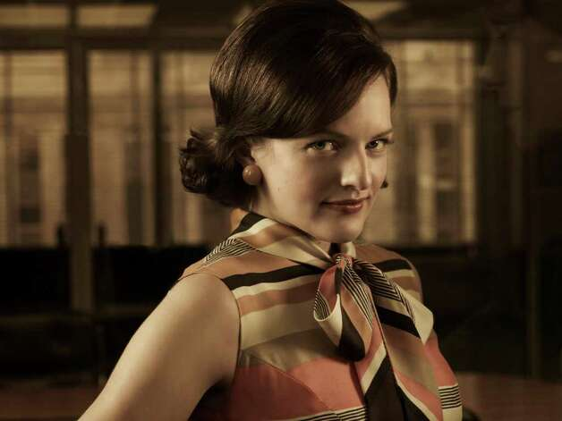Peggy Olson (Elisabeth Moss) - Mad Men - Season 5 - Gallery - Photo Credit: Frank Ockenfels/AMC Photo: Frank Ockenfels/AMC / Copyright: AMC 2012