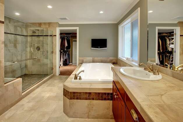 Master bathroom with walk in closet quotes for Master bathroom designs with walk in closets