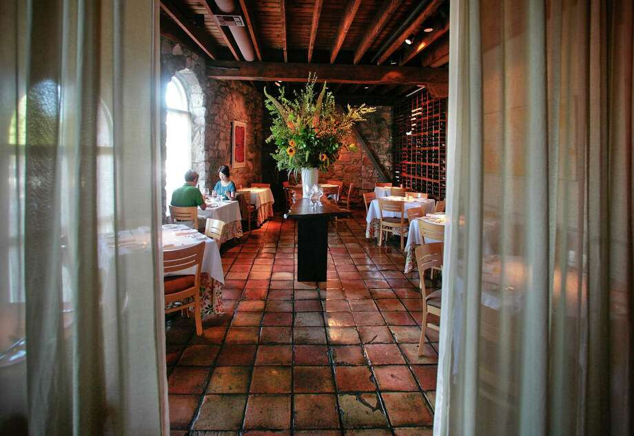 Interior of Terra Restaurant in St. Helena. Photo: John Storey / Special To The Chronicle / SFC