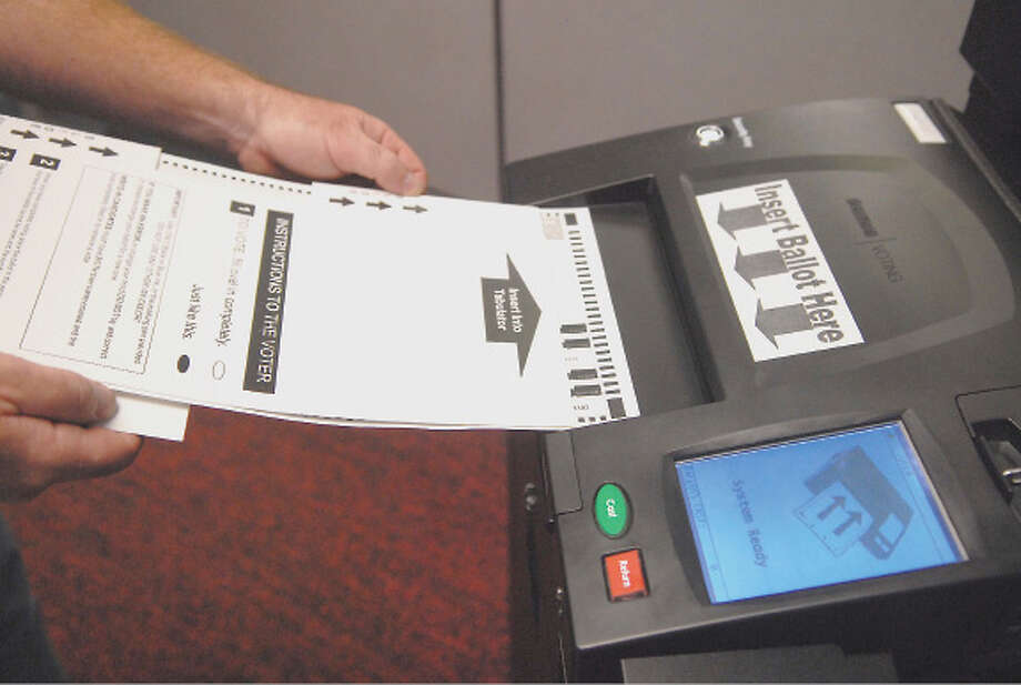 imagecast voting machine
