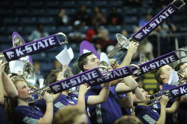 UConn vs. Kansas State in the second round of the NCAA women's basketball tournament at the Webster Bank Arena in Bridgeport on Monday, March 19, 2012. Photo: Brian A. Pounds / Connecticut Post