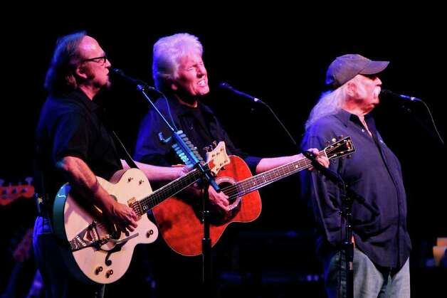 Crosby, Stills, & Nash concert at the Municipal Auditorium, Thursday, August 27, 2009. Jennifer Whitney/ jwhitney@express-news.net Photo: Jennifer Whitney/ Express-News / San Antonio Express-News