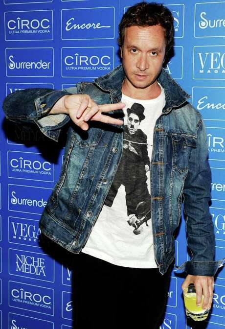Actor/comedian Pauly Shore arrives at the seventh anniversary party for 'Vegas Magazine' at the Surrender Nightclub at Encore Las Vegas June 19, 2010 in Las Vegas, Nevada. Photo: Ethan Miller, Getty Images / 2010 Getty Images
