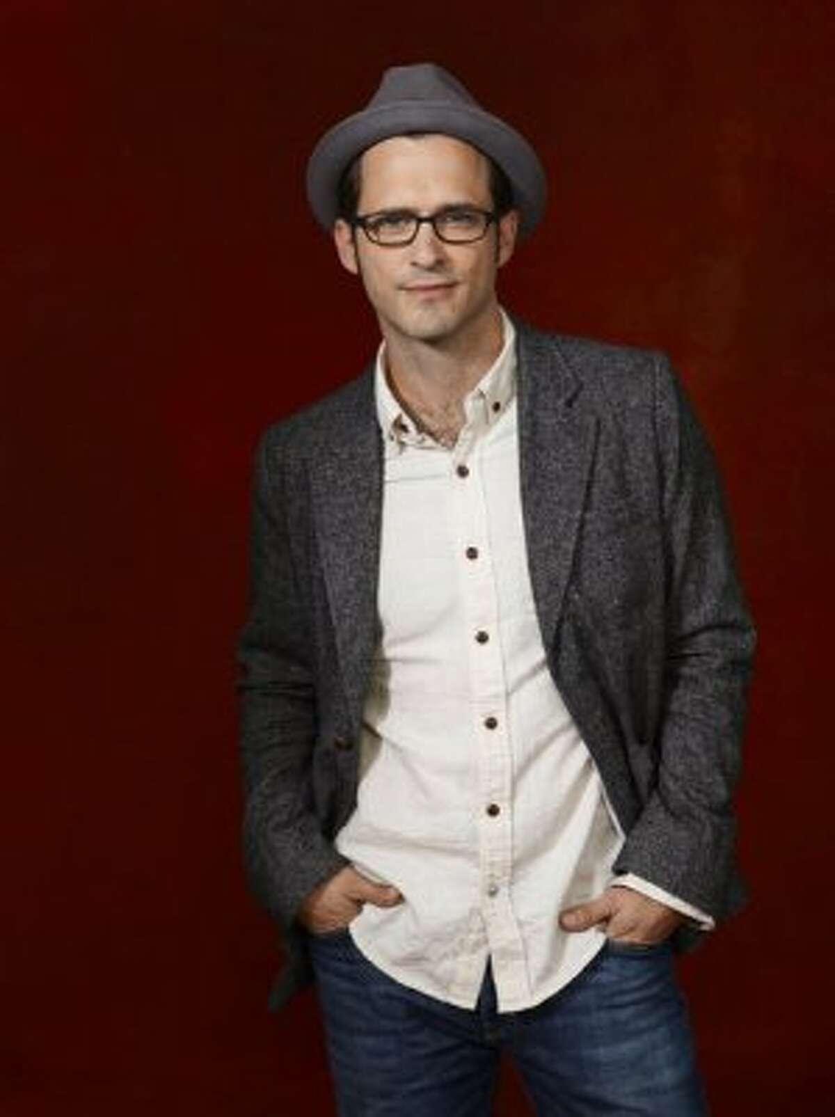 THE VOICE -- Season: 2 -- Pictured: Tony Lucca. Team Adam. (Mitchell Haaseth / Mitchell Haaseth/NBC)