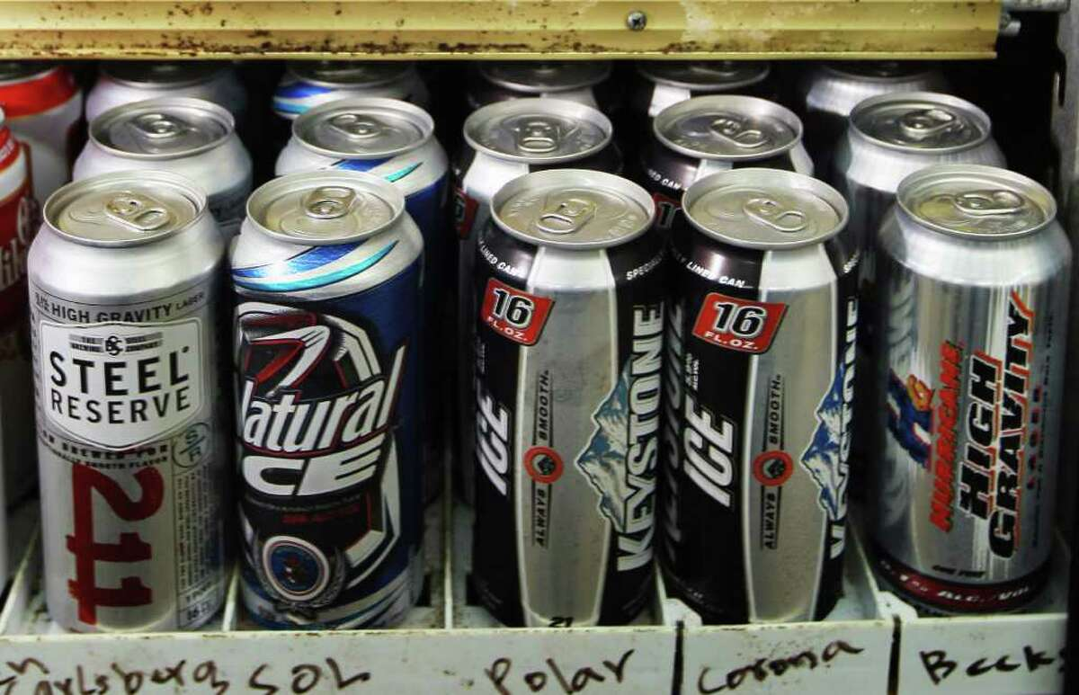 Steel Reserve, Natural Ice, Keystone Ice and Hurricane Ice Malt Liquor are all beers now banned in Seattle alcohol impact areas. In addition to those in the downtown core and the University District, some stores have stopped selling such beer between 6 a.m. and 1 p.m. after neighbor complaints and efforts from the mayor's office.