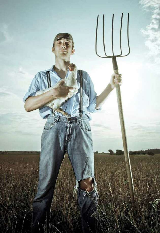 Convincing young people to take up farming is a hard sell but a necessary one: For each American farmer under the age of 35 there are now six over 65 and one quarter (500,000) of all American farmers will retire over the next two decades. Photo courtesy of iStockPhoto Photo: Contributed Photo