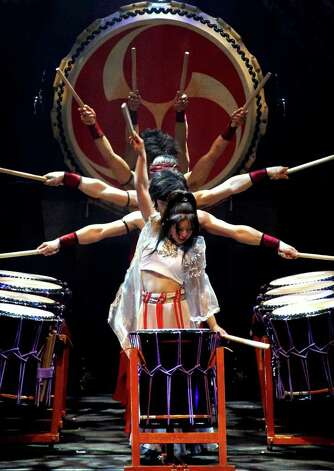 Japanese Drum Group 119
