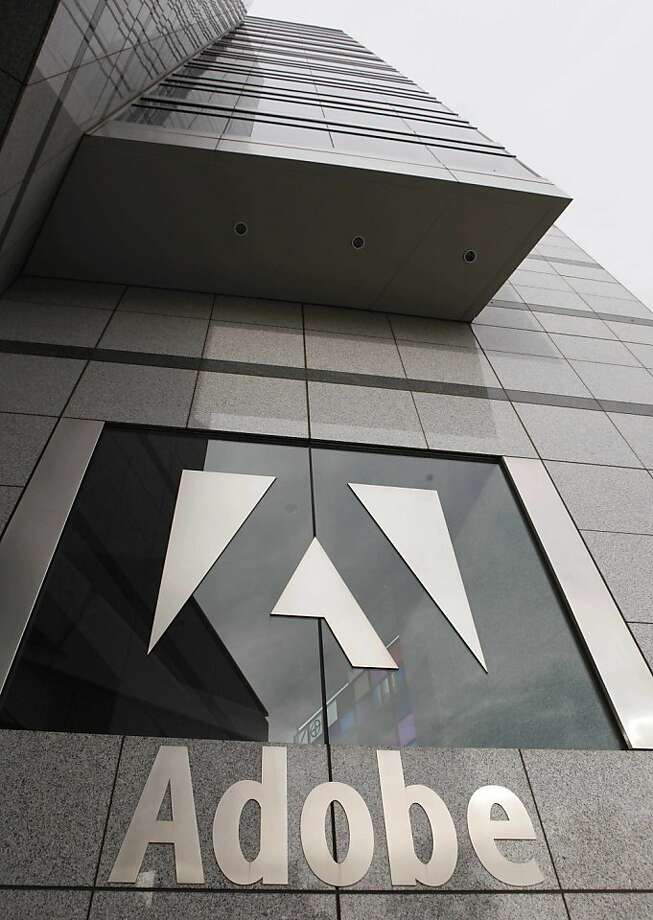 Adobe Systems is emphasizing a subscription-pricing approach. Photo: Paul Sakuma, Associated Press