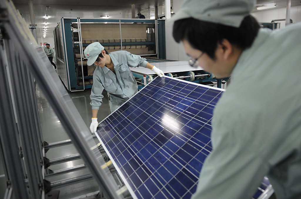 Solar panels from china could face tariffs houston chronicle for Solar panels houston