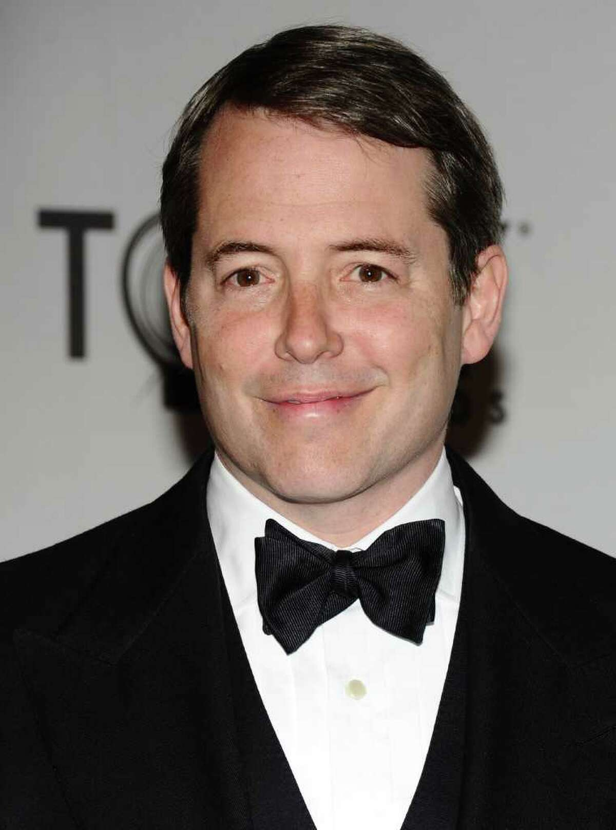 Matthew Broderick arrives at the 65th annual Tony Awards, Sunday, June 12, 2011 in New York. (AP Photo/Charles Sykes)