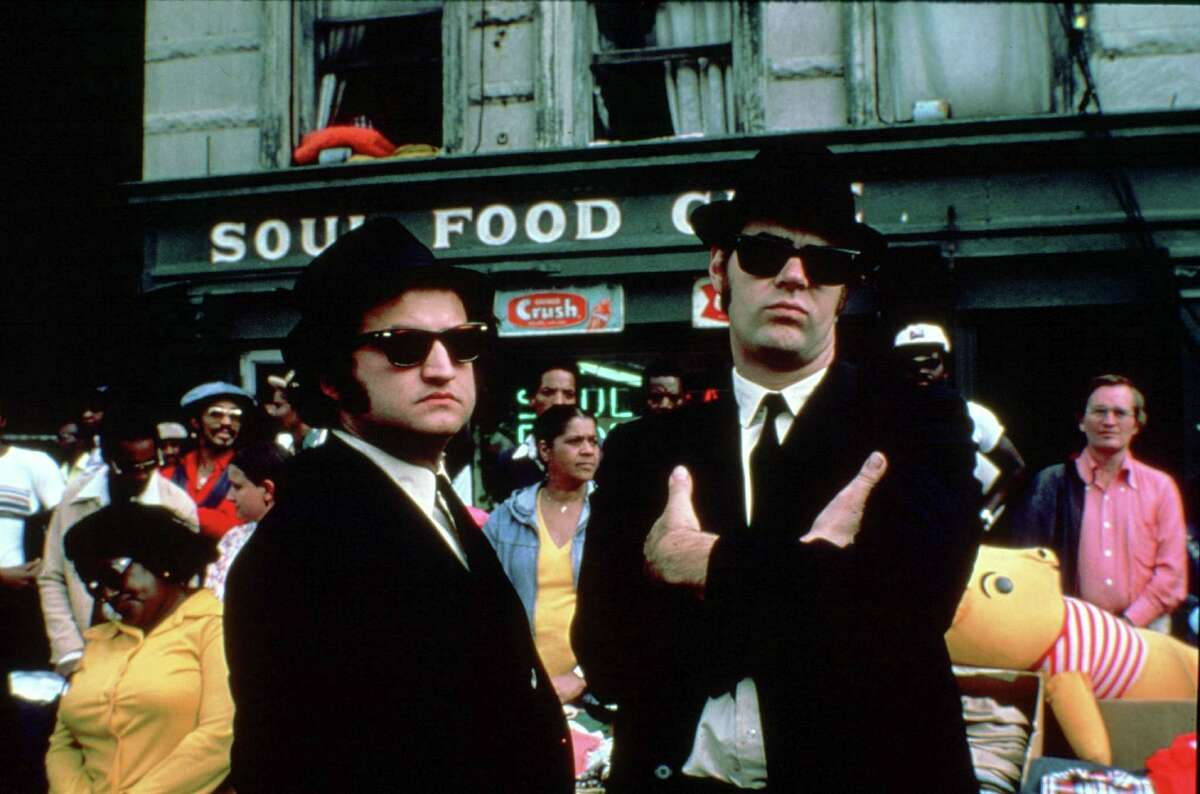 1980 The Good Stuff: The Empire Strikes Back, The Blues Brothers, Friday the 13th, Caddyshack, The Blue Lagoon