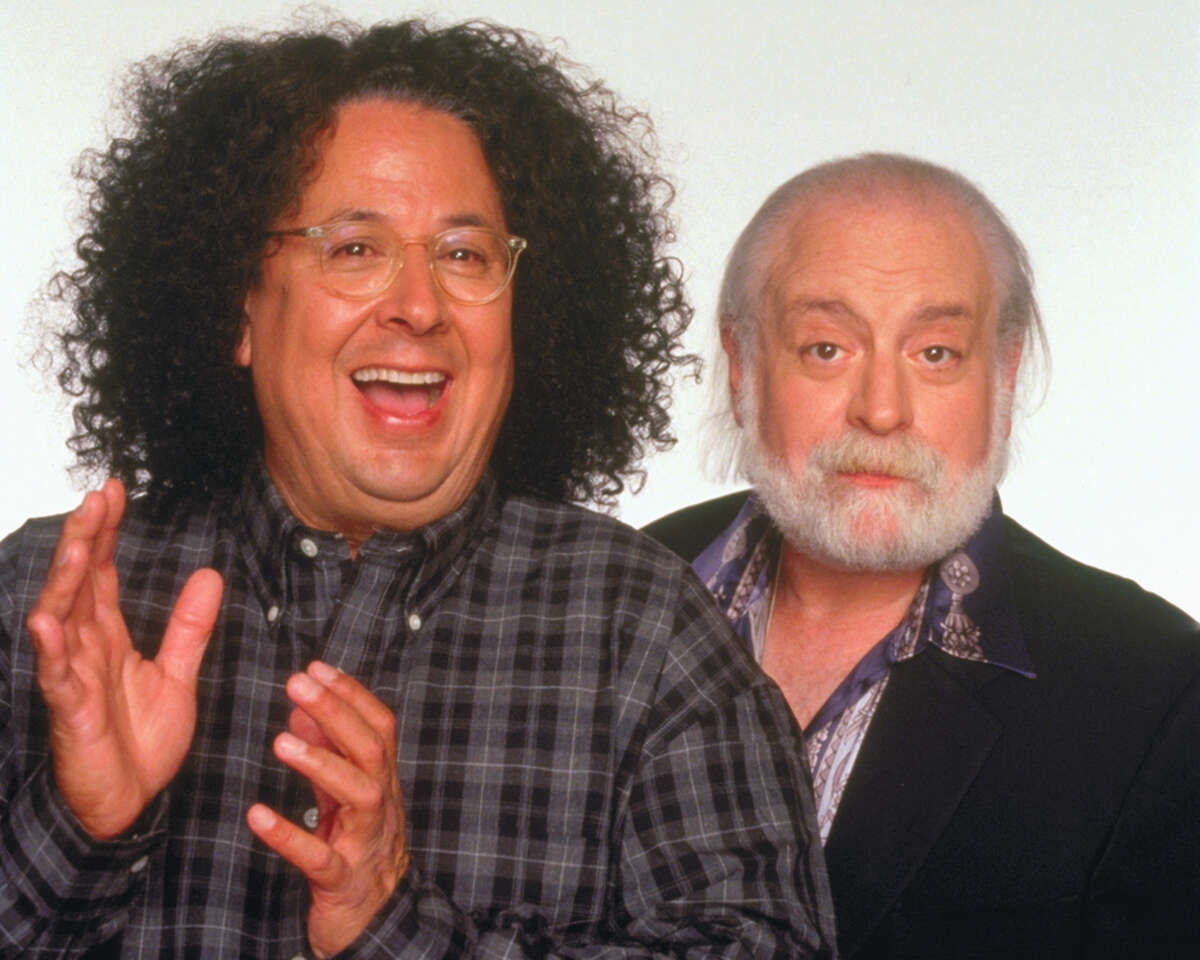 Mark Volman, left, and Howard Kaylan of the Turtles (Courtesy of the Turtles)