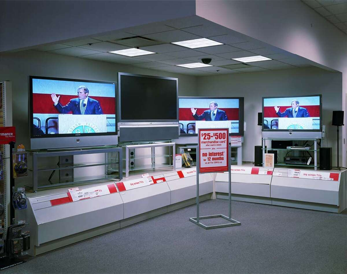 OPALKA GALLERY ?Circuit City (My Life in Politics)? by Tim Davis is among the works in the 34th annual Photography Regional at the Opalka Gallery, Albany, through April 22. There will be a reception Friday, April 6, 5-9 p.m.