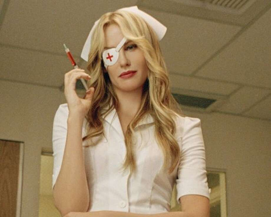 "Daryl Hannah in ""Kill Bill."" (HO / REUTERS)"