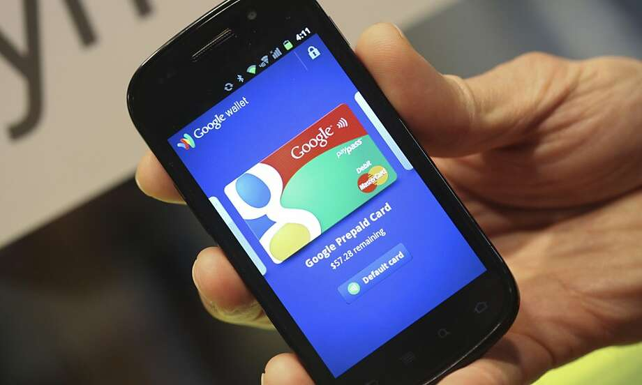 Few phones have the right technology installed for the Google Wallet mobile-payment system, and competitors have joined forces to create their own software, set to roll out within months. Photo: Chris Ratcliffe, Bloomberg