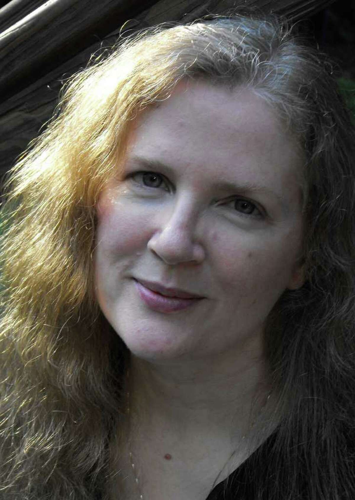"""Suzanne Collins, author of """"The Hunger Games."""""""