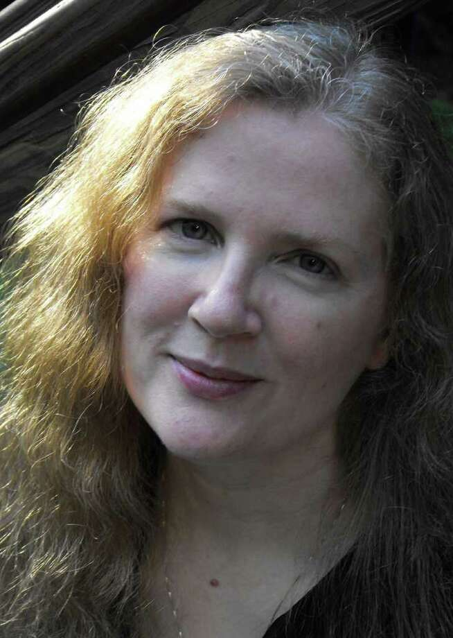 "Suzanne Collins, author of ""The Hunger Games."" Photo: Contributed Photo"