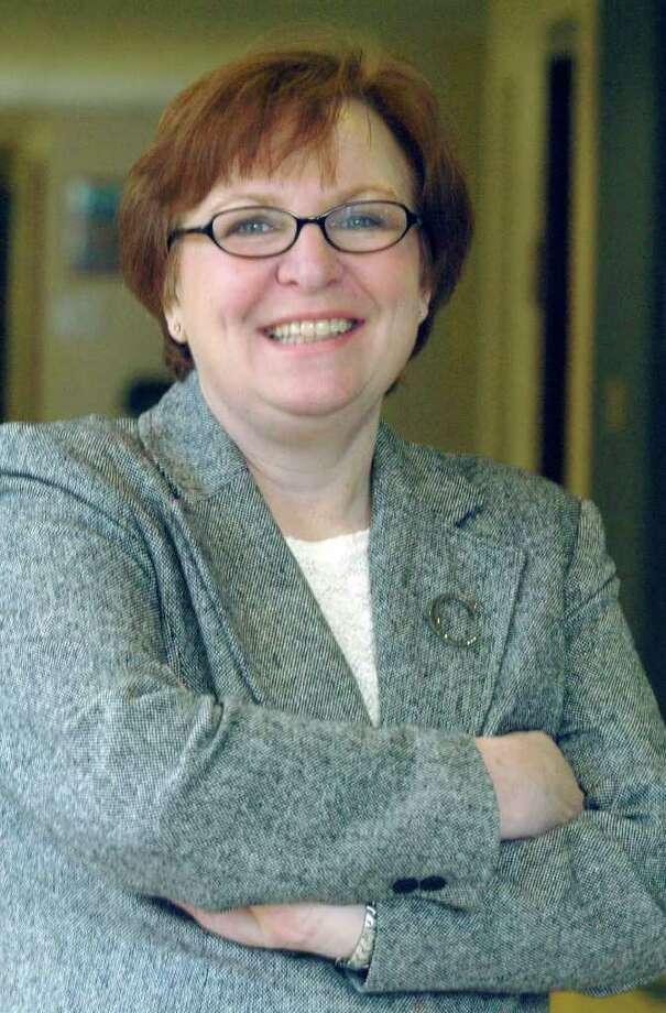 Pat Cosentino, Bethel High School principal, has been named the new school superintendent in Region 12. File photo Photo: Carol Kaliff