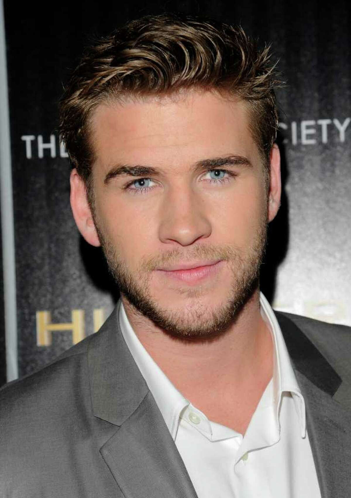 Actor Liam Hemsworth attends a special screening of