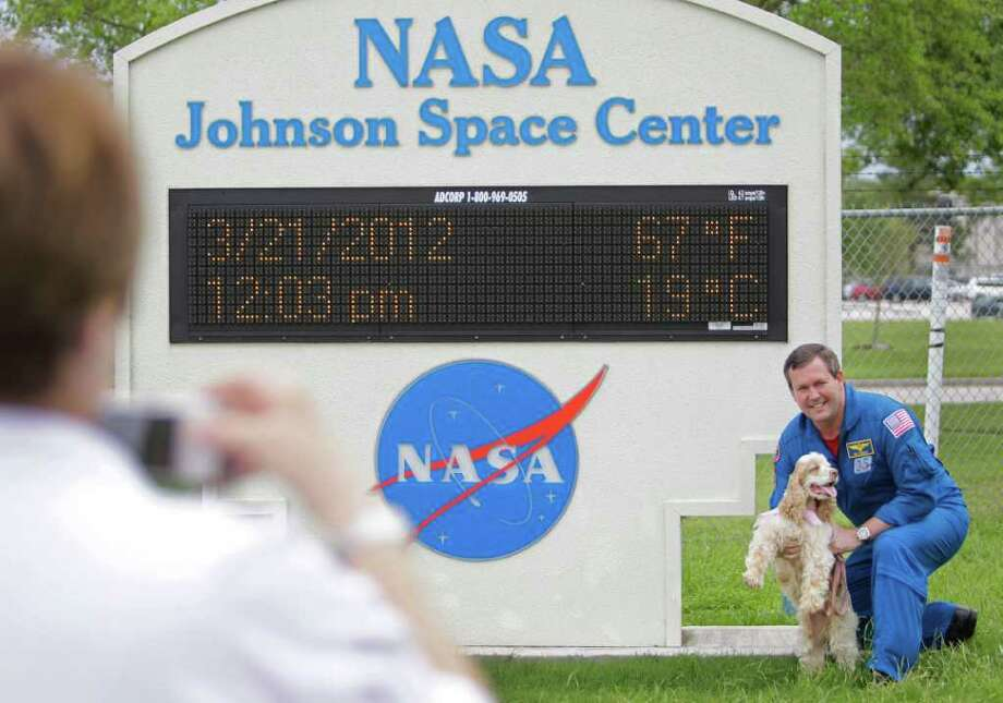 Visit Space Center Houston and maybe meet an astronaut. Admission: $18.95 - $22.95( Melissa Phillip / Houston Chronicle ) Photo: Melissa Phillip / © 2012 Houston Chronicle