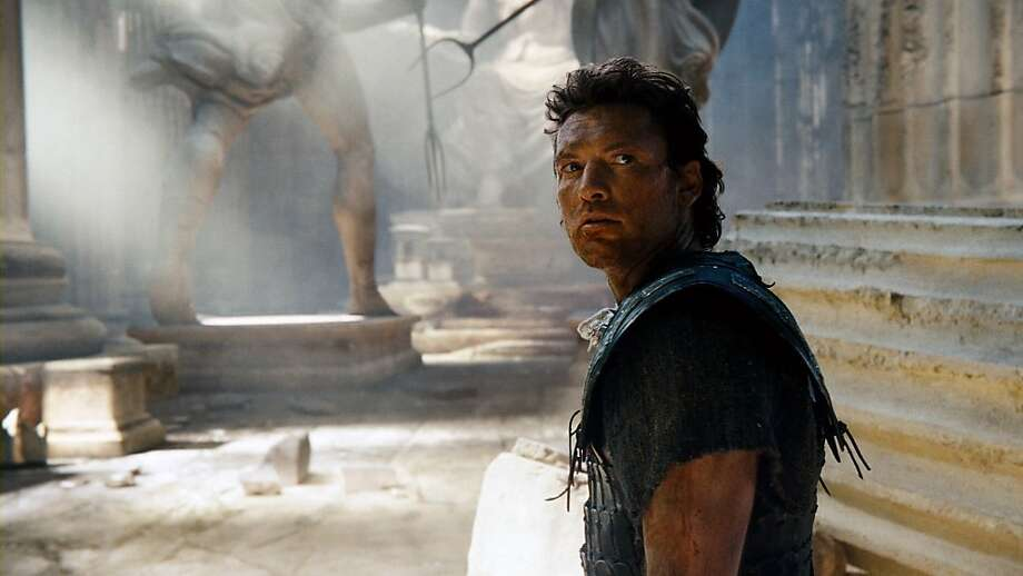 """SAM WORTHINGTON as Perseus in Warner Bros. Pictures' and Legendary Pictures' action adventure """"WRATH OF THE TITANS,"""" opening March 30, 2012, in the Bay Area. SAM WORTHINGTON as Perseus in Warner Bros. PicturesÕ and Legendary PicturesÕ action adventure ÒWRATH OF THE TITANS,Ó a Warner Bros. Pictures release. Photo: Warner Bros."""