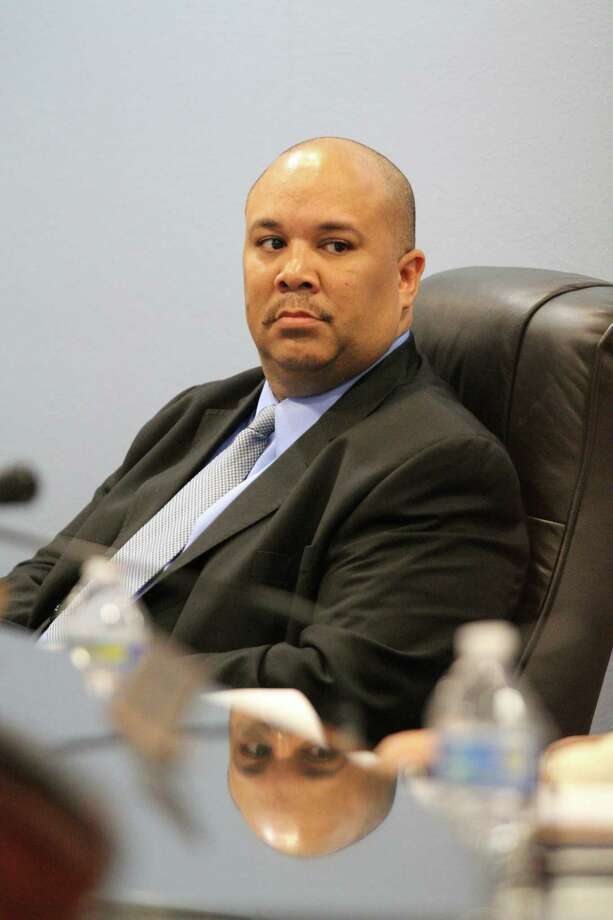 Guy Rankin IV, former housing CEO, is accused of fraud by the Harris County Housing Authority.