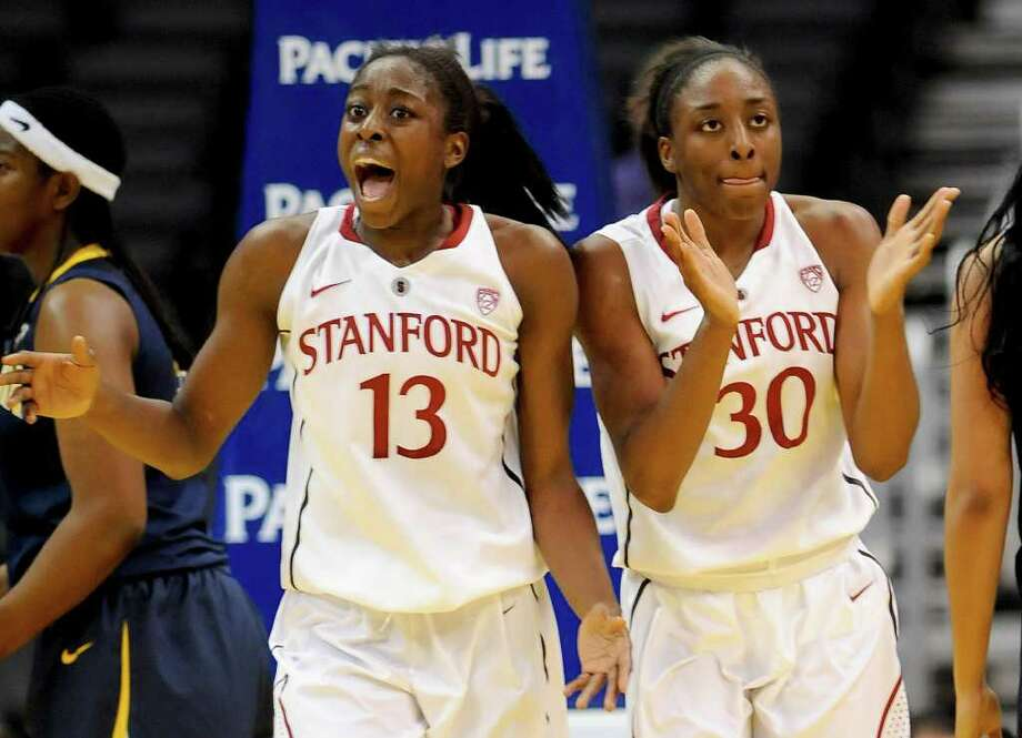 Chiney OgwumikeF, 6-3, StanfordThe former Cy-Fair star has 22 points and 12 rebounds in the first two        games of the tournament.Nneka OgwumikeF, 6-2, StanfordThe former Cy-Fair standout is one of the country's top players. In the        tournament so far, she has 44 points, 15 rebounds, four assists and five        steals. Photo: Gus Ruelas / FR157633 AP
