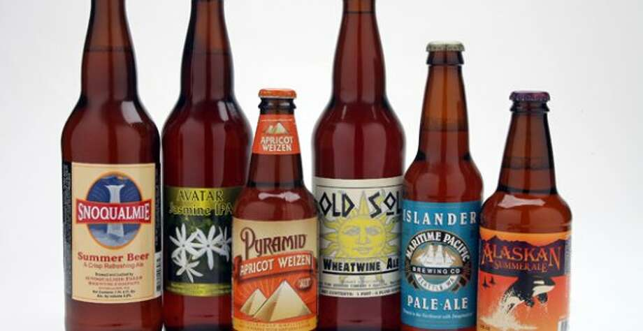 Lord knows that Seattle loves its craft beers. Hipsters love 'em, though there is that Pabst thing. Here from the U.S. Brewers Association are the states with the most craft breweries per capita.  (seattlepi.com file photo)