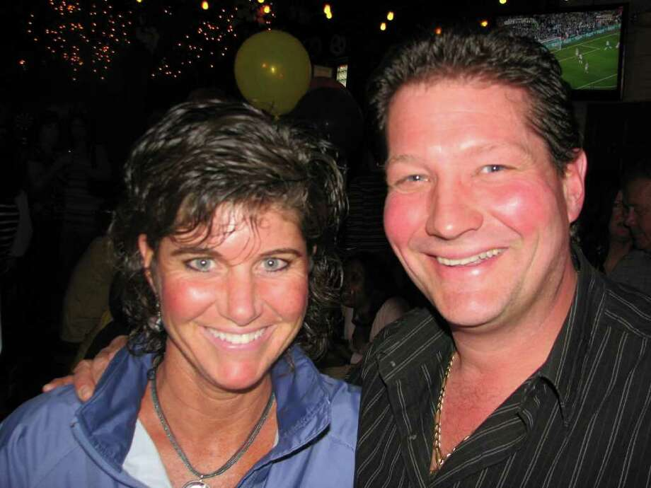Were you Seen at Wolff's Biergarten's third birthday party on March 21, 2012? Photo: Kristi Gustafson Barlette/Times Union