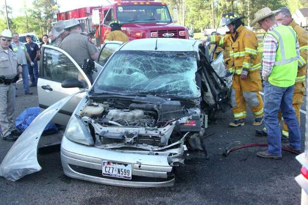 Driver injured in Sour Lake crash after he dozes off ...
