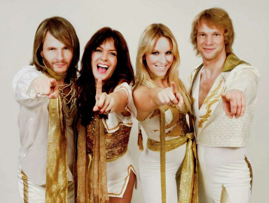 Saturday: ABBA tribute band Arrival from Sweden will perform at the Ridgefield Playhouse at 8 p.m. Visit ridgefieldplayhouse.com for more info. Photo: Contributed Photo