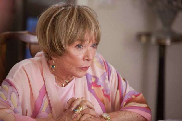 Oscar-winning actress Shirley MacLaine will be talking about her career and spiritual interests at the Warner Theater in Torrington on Saturday, March 24. Photo: Contributed Photo
