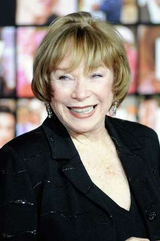 Shirley MacLaine, who is coming to the Warner Theater in Torrington Saturday, March 24, will receive the lifetime achievement award from the American Film Institute in June. Photo: Contributed Photo / Connecticut Post Contributed