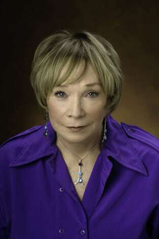 "Shirley MacLaine will talk about her ""show business is life, life is show business"" credo at the Warner Theater in Torrington on Saturday, March 24. Photo: Contributed Photo"