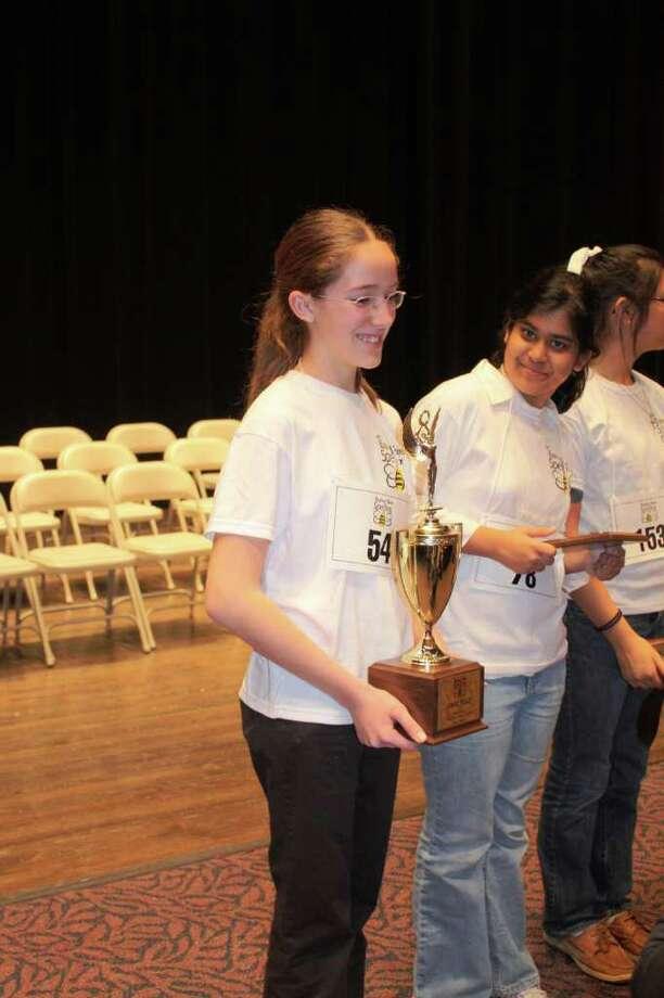 San Antonio Express-News' 59th annual Regional Spelling Bee Photo: Courtesty Photo