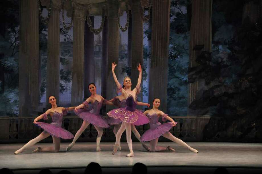 "The Moscow Festival Ballet performs ""The Sleeping Beauty"" at Fairfield's Quick Center on Friday, March 30. Photo: Contributed Photo"