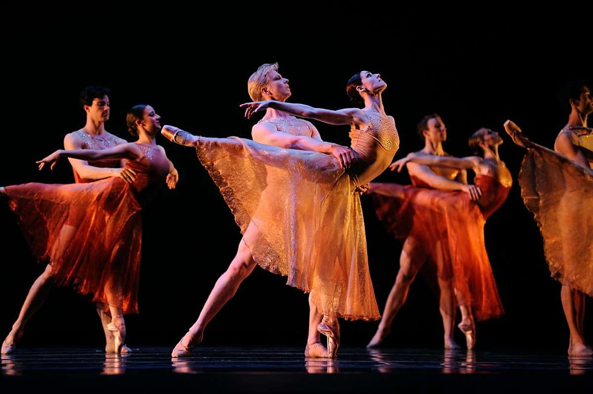 San Francisco Ballet in Liang's Symphonic Dances.