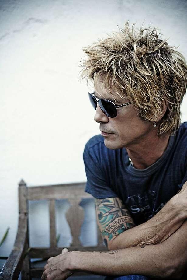 Duff McKagan. Photo: Fab Fernandez