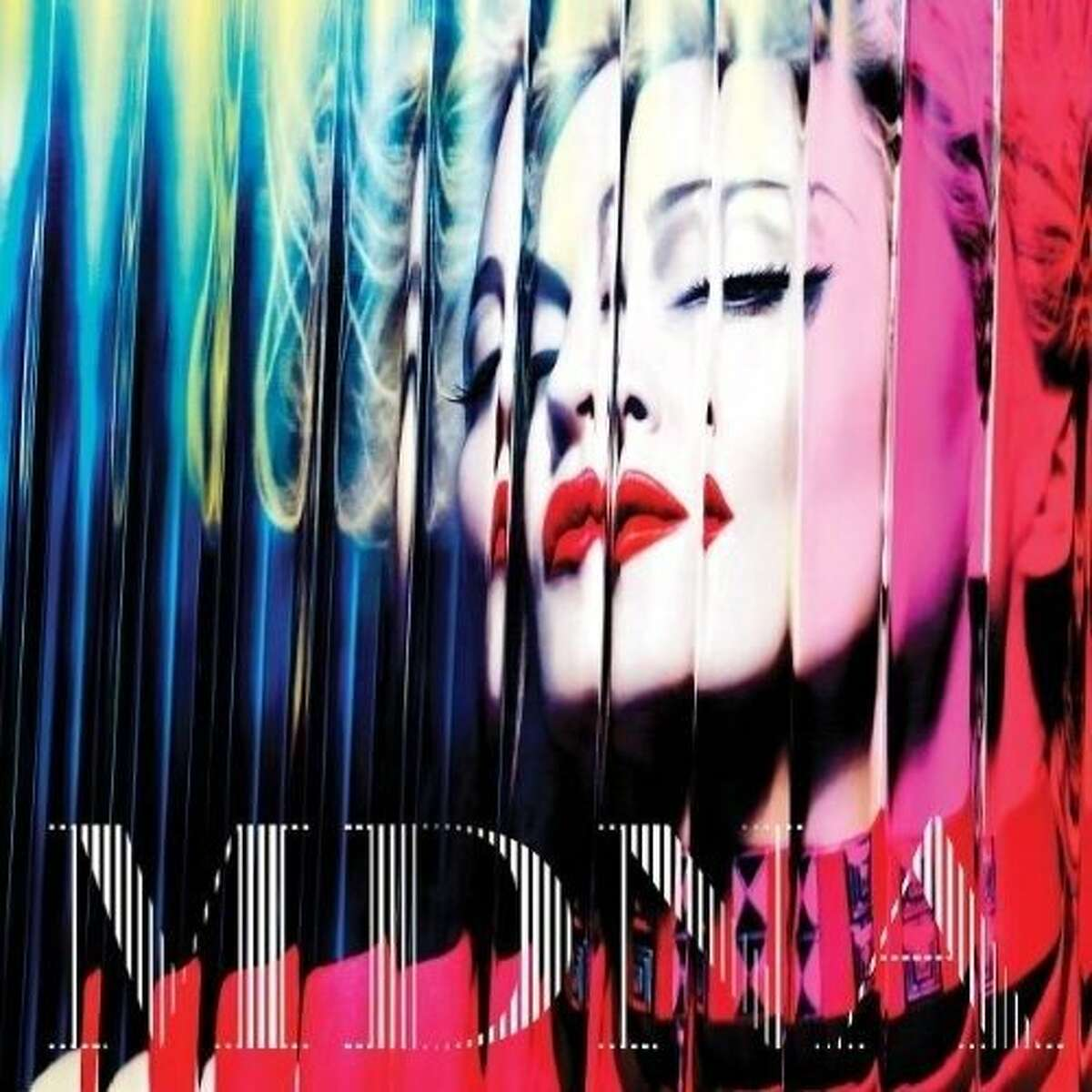CD cover: Madonna's