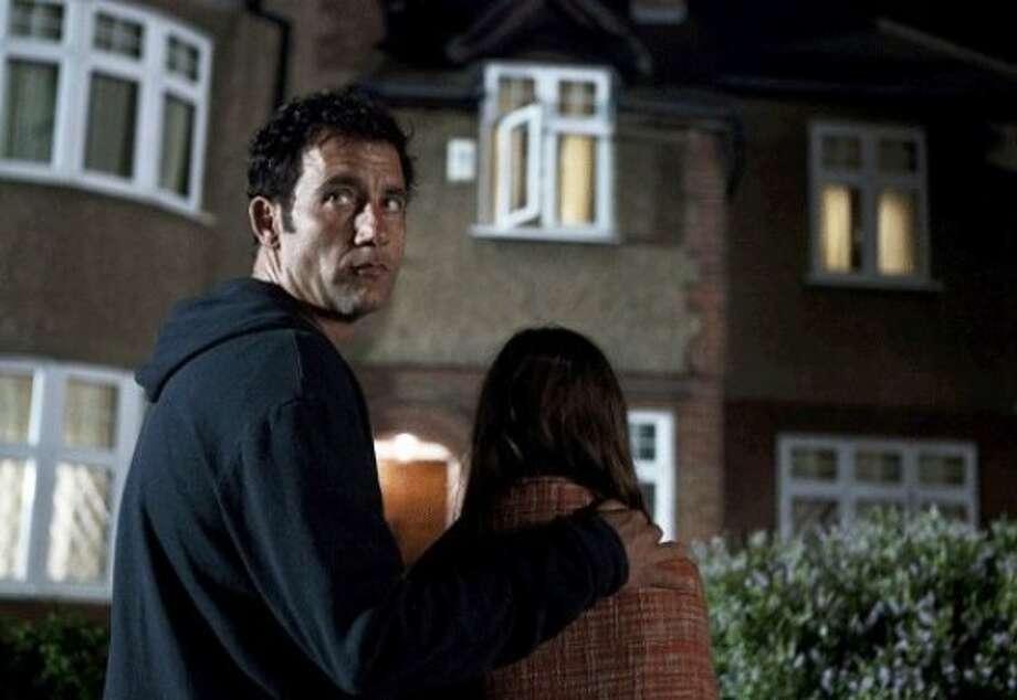 "Clive Owen in ""Intruders."" Photo: Millennium Entertainment"
