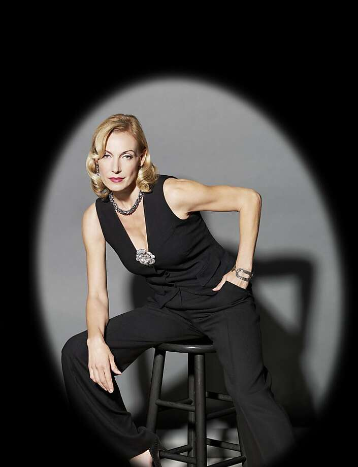 Singer Ute Lemper will perform March 31 at Herbst Theatre in San Francisco. Photo: Lucas Allen
