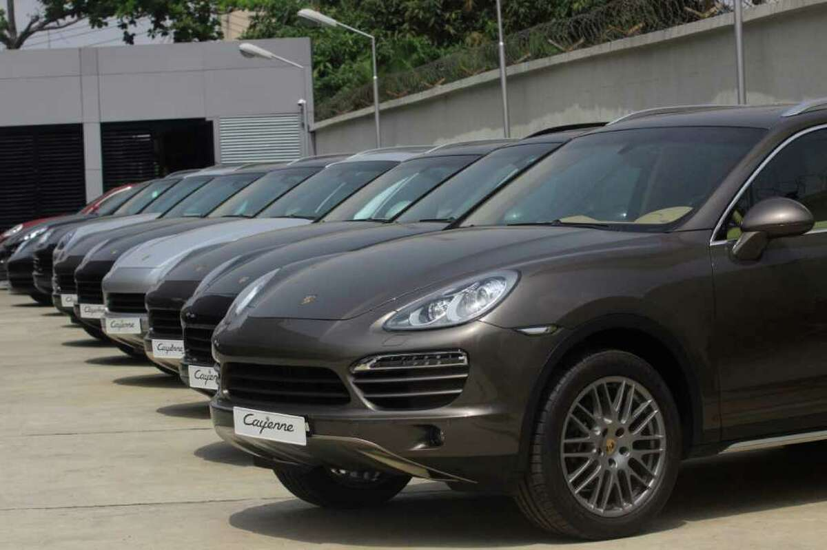 No. 5: Porsche Cayenne Savings by buying online: 3.9% Source: iSeeCars.com