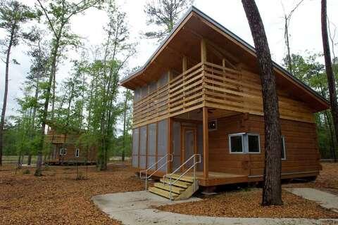 City Upgrading Lake Houston Wilderness Park Houston Chronicle