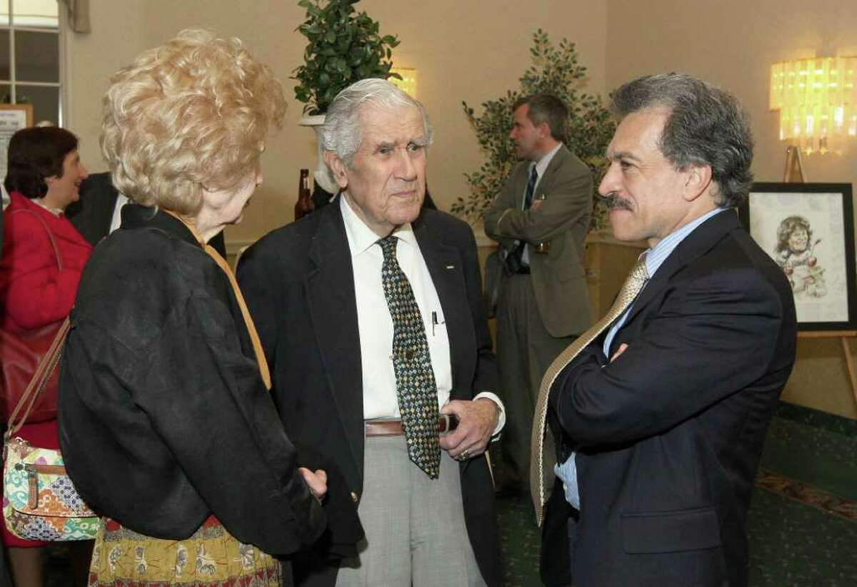 Were you seen at the Carol DeMare Tribute Dinner to benefit the Little Sisters of the Poor on Thursday, March 22, at the Italian American Community Center in Albany?