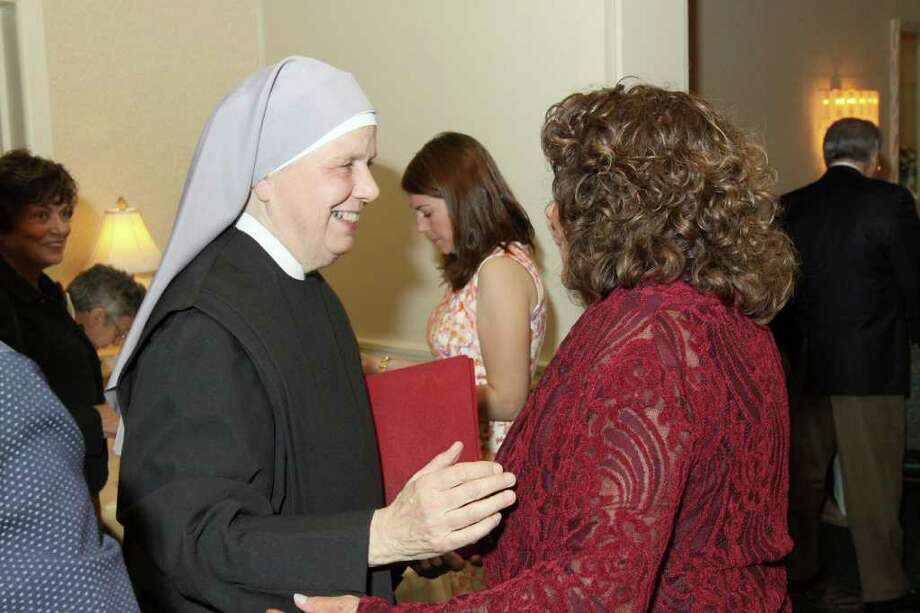 Were you seen at the Carol DeMare Tribute Dinner to benefit the Little Sisters of the Poor on Thursday, March 22, at the Italian American Community Center in Albany? Photo: Joe Putrock/Special To The Times Union