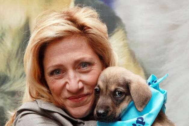 Edie Falco attends the 2011 North Shore Animal League America Tour For Life at Radio City Music Hall. (Astrid Stawiarz / Getty Images)