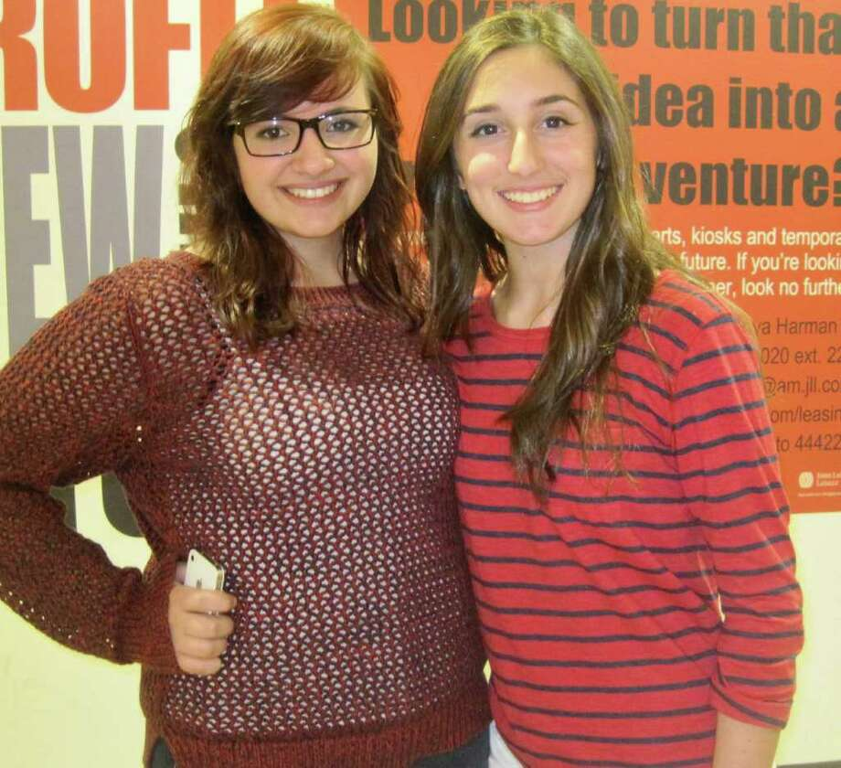 Were you Seen at Hunger Games premiere at Colonie Center on Friday, March 23, 2012? Photo: Photographer Name Skye Cardona