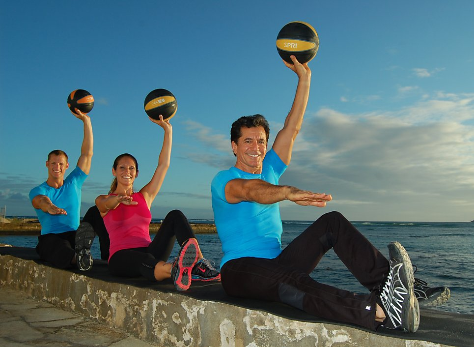 Fitness Guru Gilad Talks Bodies In Motion And Island Life