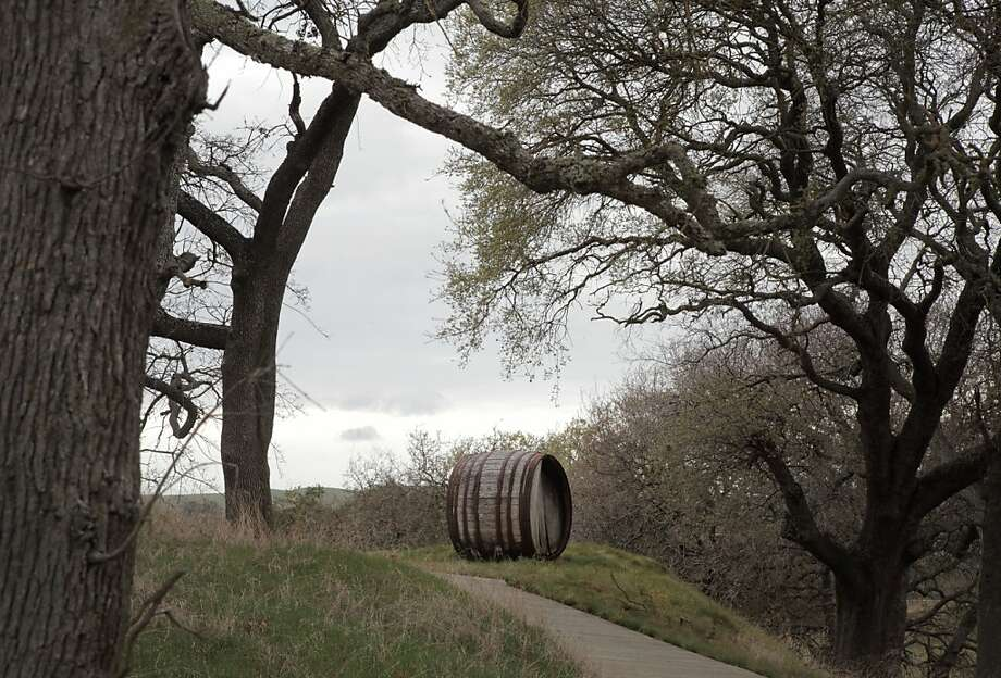 Wente Vineyards in Livermore, California on March 16, 2012. Photo: Pete Kiehart, The Chronicle
